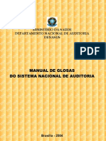 Manual de Glosas Do SNA