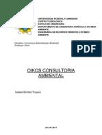 Isabela Oikos Cosultoria