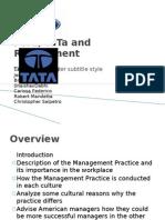 Ford, TaTa and Recruitment