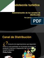Administracion de Los Canales de Distribucion