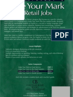 Make Your Mark in Retail Job