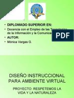 DiseÑo Instruccional Para Ambiente Virtual