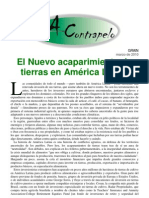 Grain 3996 El Nuevo Acaparamiento de Tierras en America Latina
