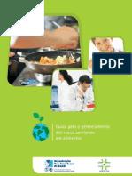 Guias Para Gerenciamento Riscos Sanitarios Em Alimentos