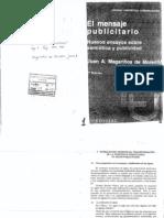 Mensaje Publicitario - Magariño
