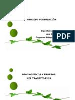 Proceso Pos Transistorios