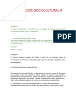 FORMACIÓN SOCIOCULTURAL II