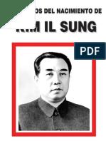 A Cien años del natalicio del Camarada Kim Il Sung
