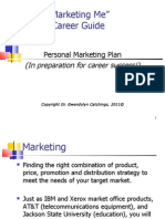 Marketing Me Revised(1)