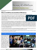 GML Vol. 25 No. 9 March 2012