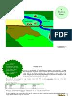 Village Worksheet Map