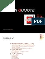 2 QUIJOTE- Renacimiento Cervantes DQ