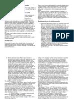 Status Epistemologico de Las Tecnicas Proyectivas