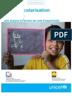 La Non Scolarisation Au Maroc(1)