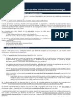 La réforme des Instituts Universitaires de Technologie (IUT) - Pôle Etudes des Jeunes de l'UMP - www.jeunesump.fr