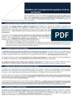 Le Budget du Ministère de l'Enseignement Supérieur et de la Recherche en 2009 - Pôle Etudes des Jeunes de l'UMP - www.jeunesump.fr