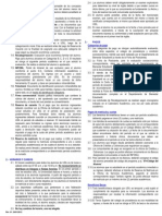 Terminos y Condiciones Matricula