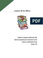 Resumen de Libros (1)