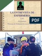 ENTREVISTA ENFERMERIA(10)2011
