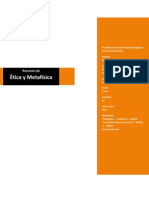 Ética y Metafísica (2)