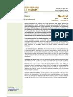 BIMBSec - GENP Company News Flash - 20120416
