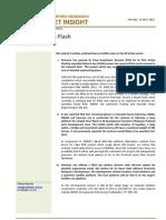 BIMBSec - Oil and Gas News Flash - 20120416