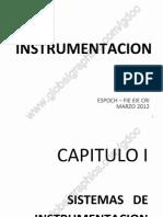 CAP I Sistemas Instrumentacion