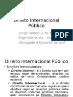 Direito Internacional Público Tratados