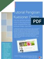 Tutorial Kuesioner Online