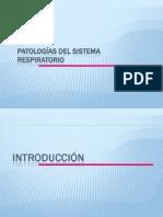 Sistema Respiratorio 1 y 2 2012