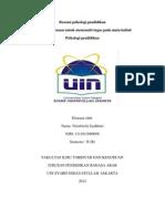Resensi Psikologi Pendidikan ( Nurafnisfa Syahbani)