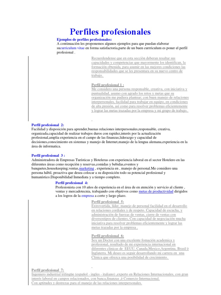 Contemporáneo Ejemplo De Curriculum Vitae De Técnico De Hvac ...