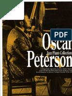 Oscar Peterson Jazz Piano Collection