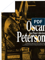 Oscar Peterson Jazz Piano Collection