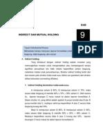 Bab 9 Indirect Dan Mutual Holding