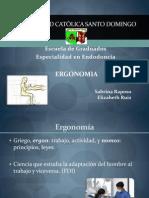 ergonomia ppt