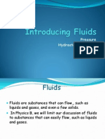 Introducing Fluids