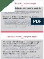 Animal Farm Chapter 8