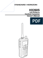 HX260S