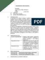 PROGRAMACIÓN CURRICULAR ANUAL INICIAL (Autoguardado)