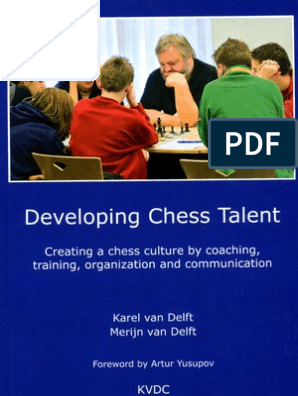 Developing Chess Talent - Van Delft Karel &