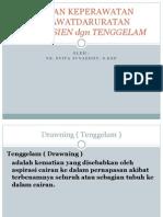 ASKEP KGD TENGGELAM