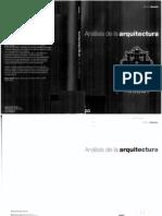 Análisis de la arquitectura Simon Urwin