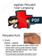 Pencegahan Penyakit Menular Langsung