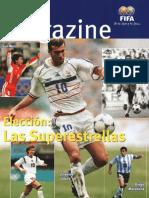 FIFA Magazine No. 64 - Diciembre 2000 - Elección Las Superestrellas
