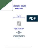 Papus - La Ciencia de Los Numeros