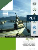 Toolkit 39 Folleto ART MyDEL Centroamerica ESP
