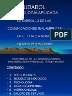 Desarrollo de Las Comunicaciones Inalambricas MARZO
