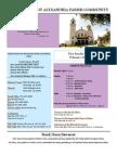 St. Catherine of Alexandria Parish Community