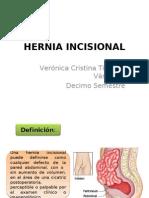 Hernia Incisional